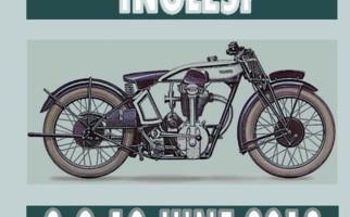 Motorräder aus England in Vezio