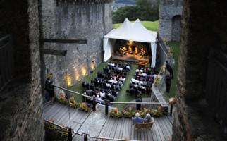 Kammermusik auf der Burg