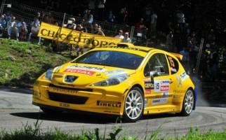 Rally Ronde del Ticino, Lugano