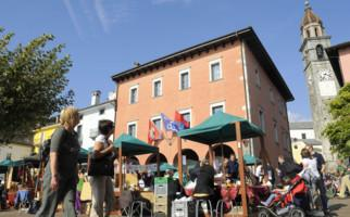 Il sorRISO è diVINO in Ascona