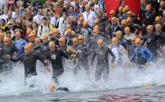 3-Triathlon in Locarno