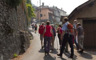 Die Milchstrasse – als Pilgerfahrt