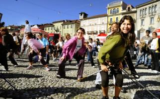 Walking Day, Locarno zu Fuss