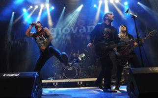Nachwuchsbands und Stars rocken Lugano