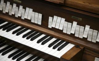 Magadinos Orgel als Protagonistin