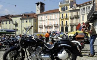 Die Harleys rollen weiter