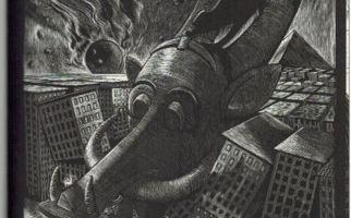 """Binder illustriert Glauser – """"Dada"""""""