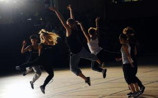 Tanz, wo immer du willst!