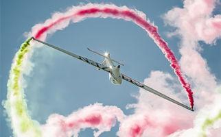 Startklar für die grosse Airshow