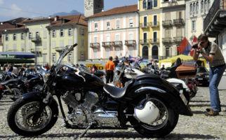 Die Harleys kommen