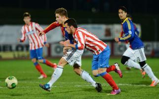 U18-Kicker in Bellinzona