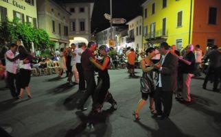 Tanzfest hält Tessin in Atem