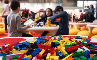 Erstes Tessiner Legotreffen