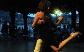 Lugano im Tangofieber