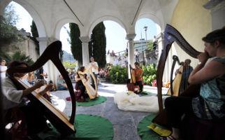 Ein Folk(s)fest im Weiler Cavigliano