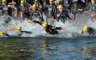 Triathlon in Locarno