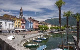 """""""Fernsehgarten"""" live aus Ascona"""