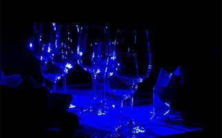 Tolle Erfahrung: cena al buio