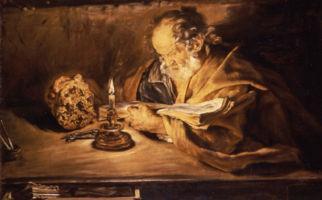 Serodine in der Pinakothek Züst