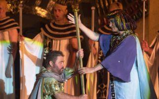 Otello, Rigoletto, Aida und Verdi