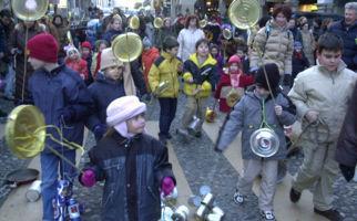Bandir Gennaio in Locarno