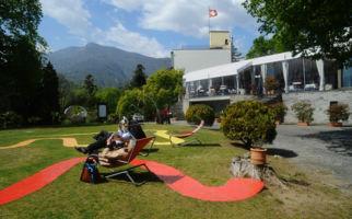 Autoren erobern den Monte Verità