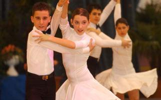 Dance Festival in der Grenzstadt