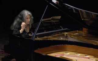 Klaviermusik mit Argerich-Projekt