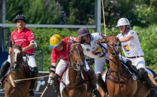 Action Schlag auf Schlag beim Polo