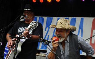 Countrymusik im Verzascatal