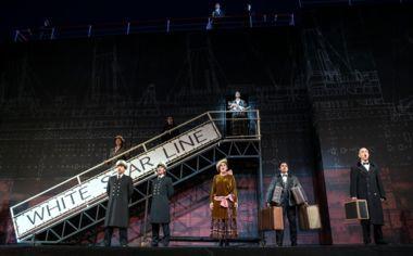Titanic unter in Melide
