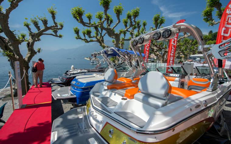 Boat Show im Seedorf Ascona