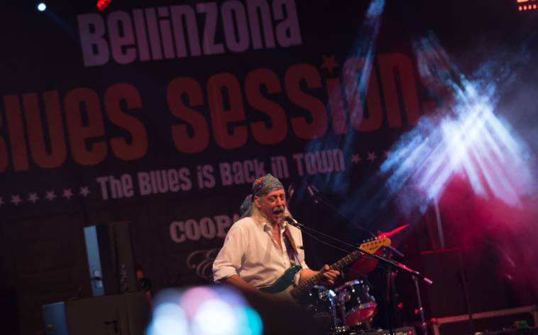Bellinzona hat Blues im Blut