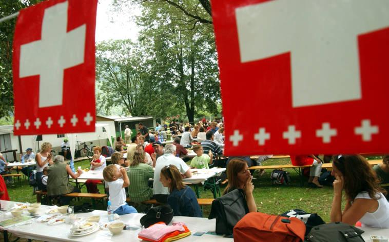 Buurezmorge und Konzerte in der Stadt zum 1. August