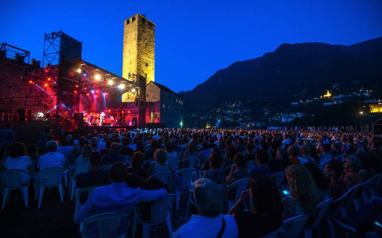 Castle On Air in Bellinzona
