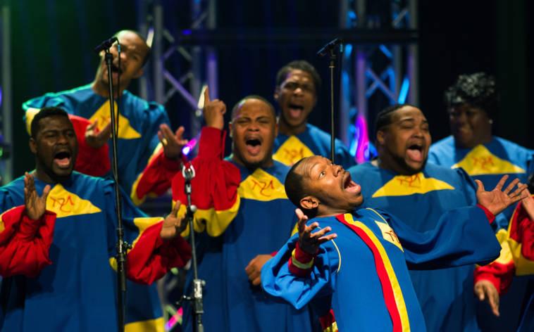 Gospelkonzerte und Spirituals
