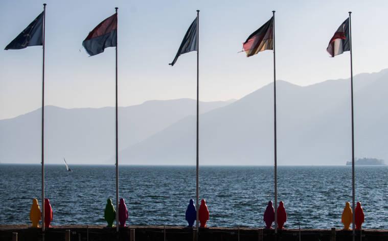 Ascona: meditativ und kunterbunt