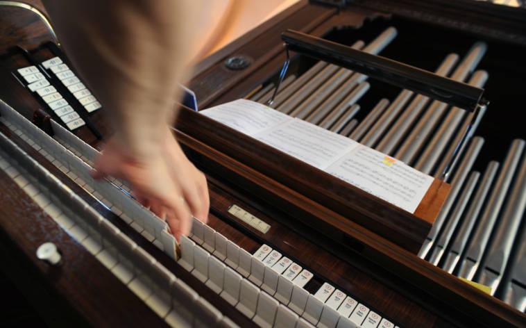 In Magadino treffen sich Orgelmusik-Liebhaber