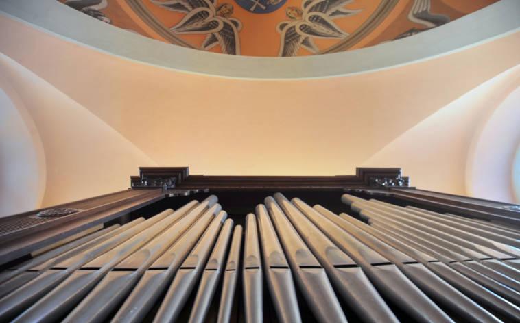 Orgelfestival in Magadino
