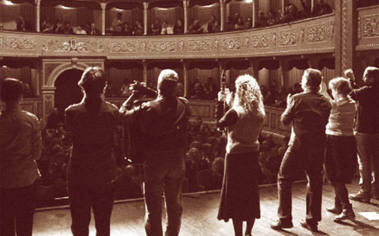 Theater erzählen Europas Geschichte