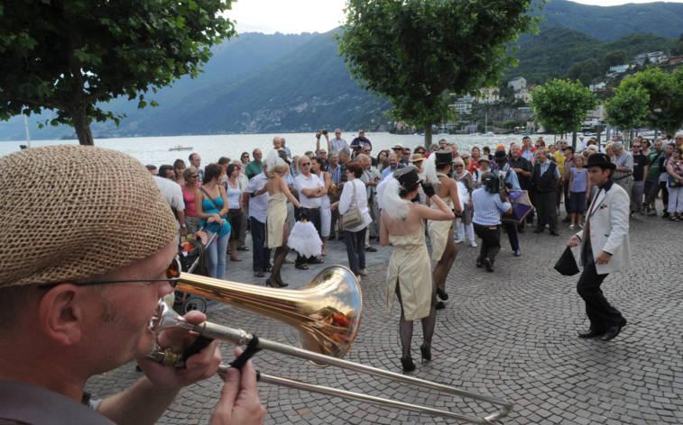 Jazz and Bikes: Ascona lebt Tag und Nacht