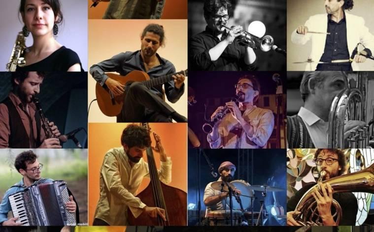 Klezmer-Klänge live in Lugano