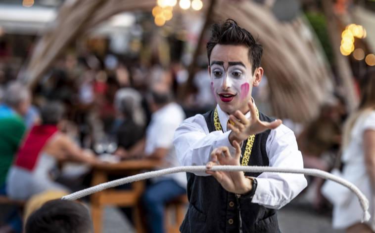 Gaudidorf bei Locarnos Festival