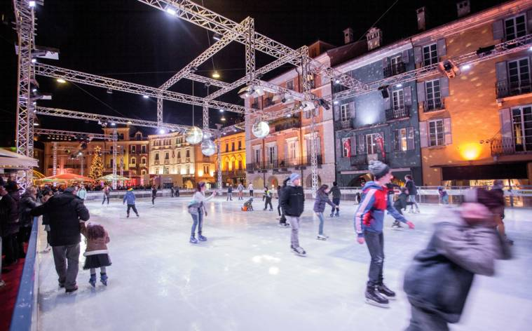 Locarno on Ice in den Startlöchern