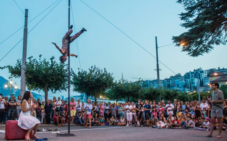 Buskers Festival, ein LongLake-Highlight