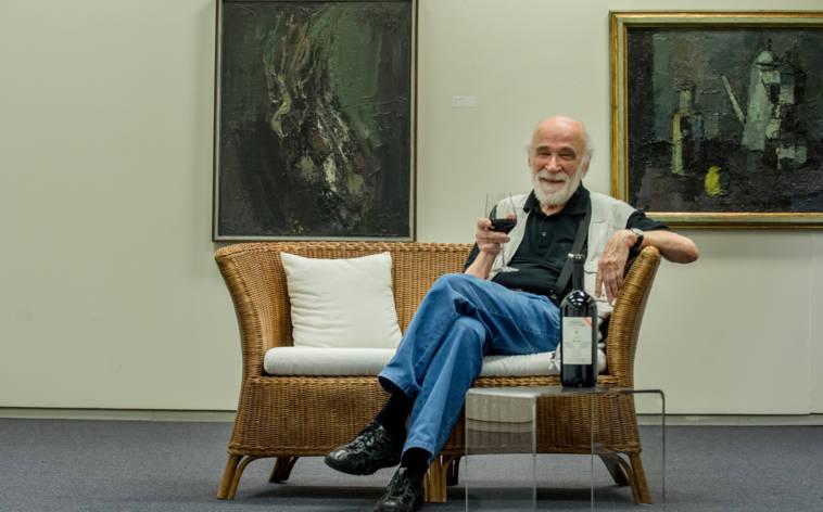 Weinhändler und Kunstliebhaber