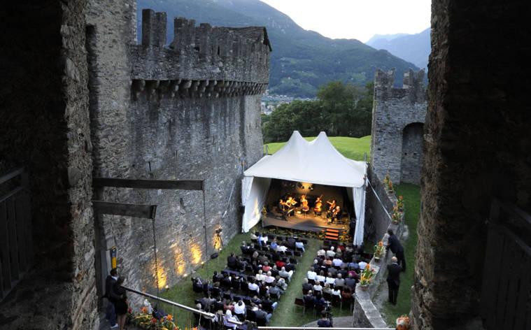 Montebello Festival kehrt auf Burg zurück