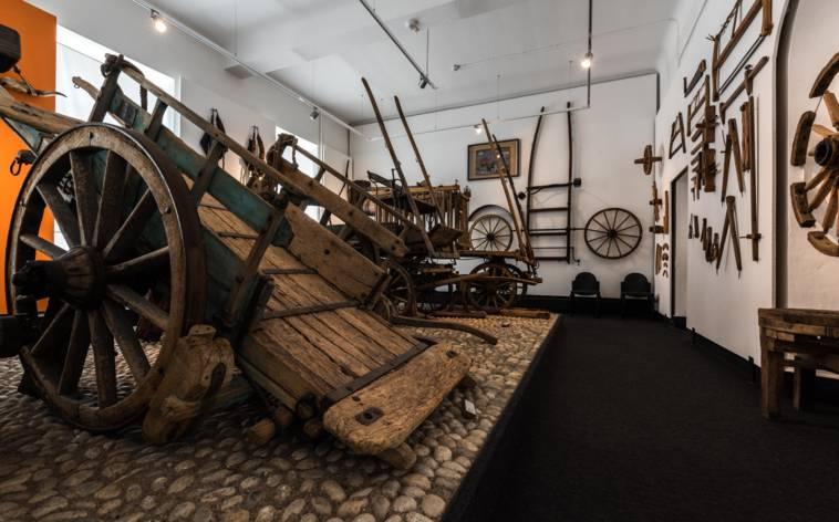 Neues altes Bauernmuseum