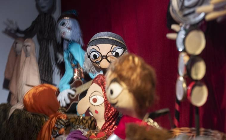 Ein Marionettenfestival, das Grenzen sprengt