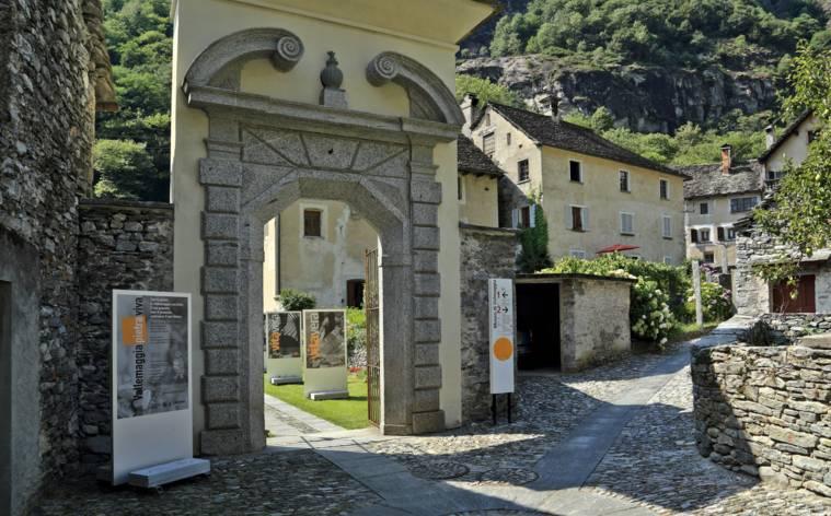 Ausstellungen im Museo Valmaggia